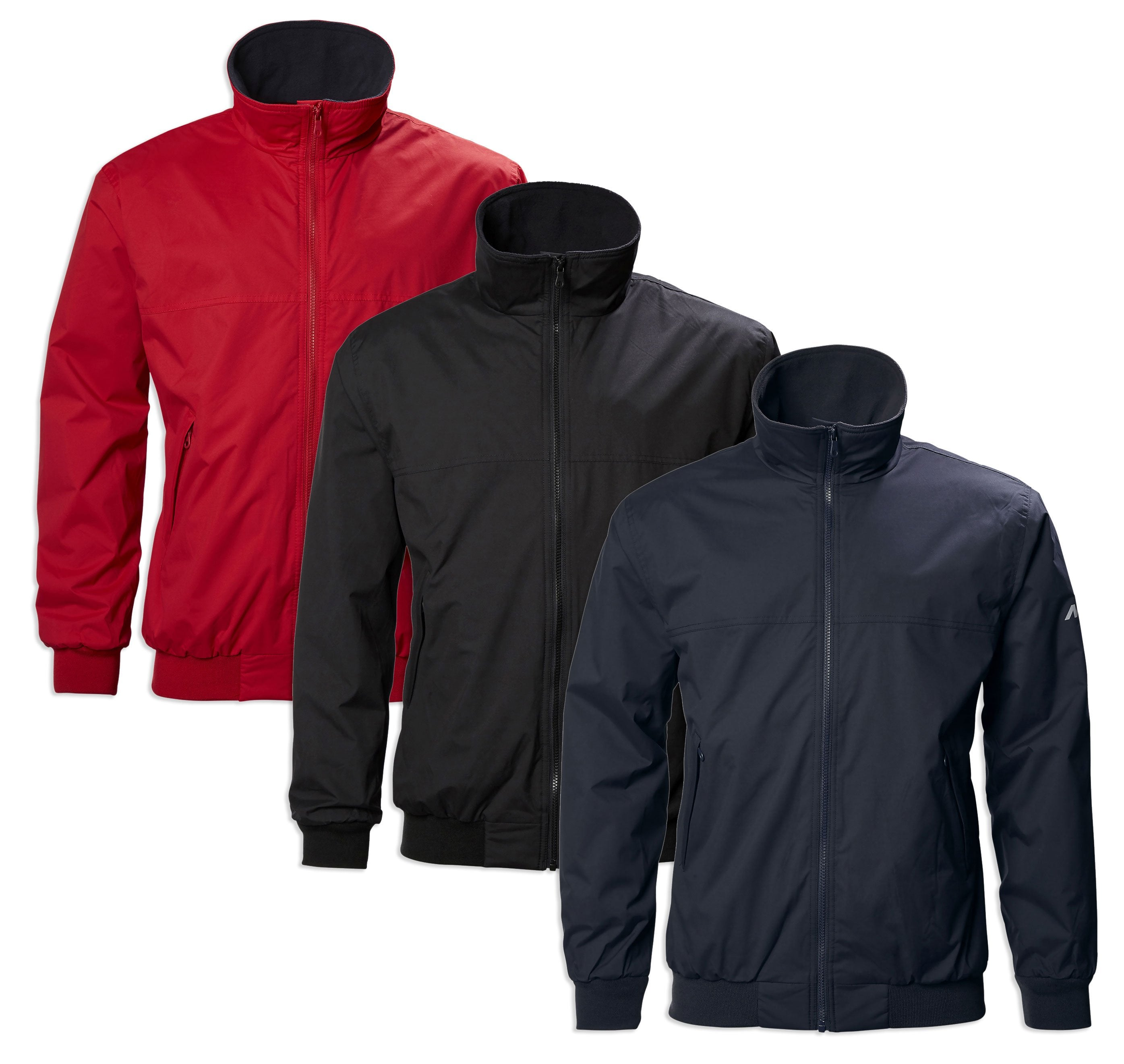 Musto Classic Snug Blouson Jacket | Black, True Navy, True Red