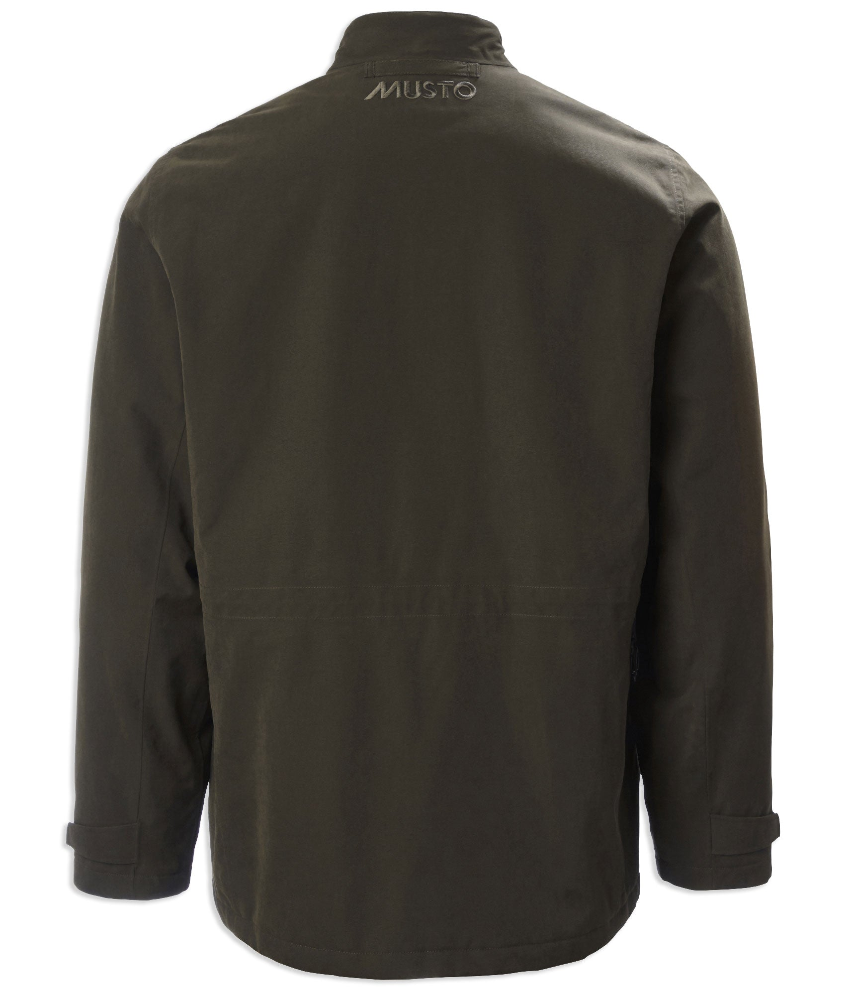 Rear View Musto Montrose BR1 Jacket