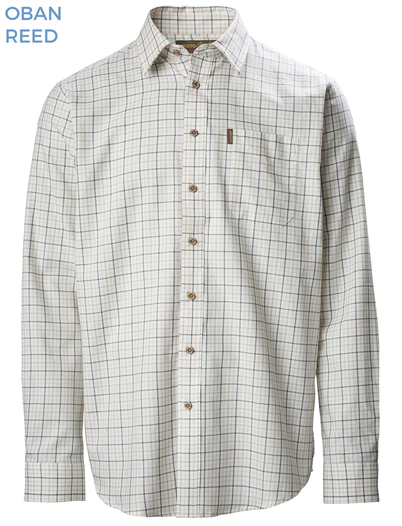 Musto Classic Twill Shirt | Oban Reed