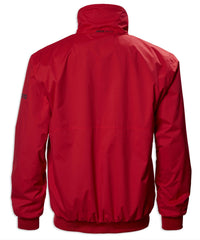 Back View Red Musto Classic Snug Blouson Jacket
