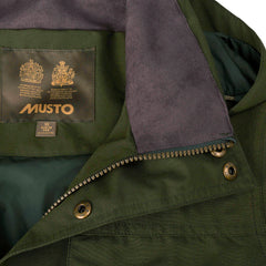 Musto by Royal Appointment Warrent