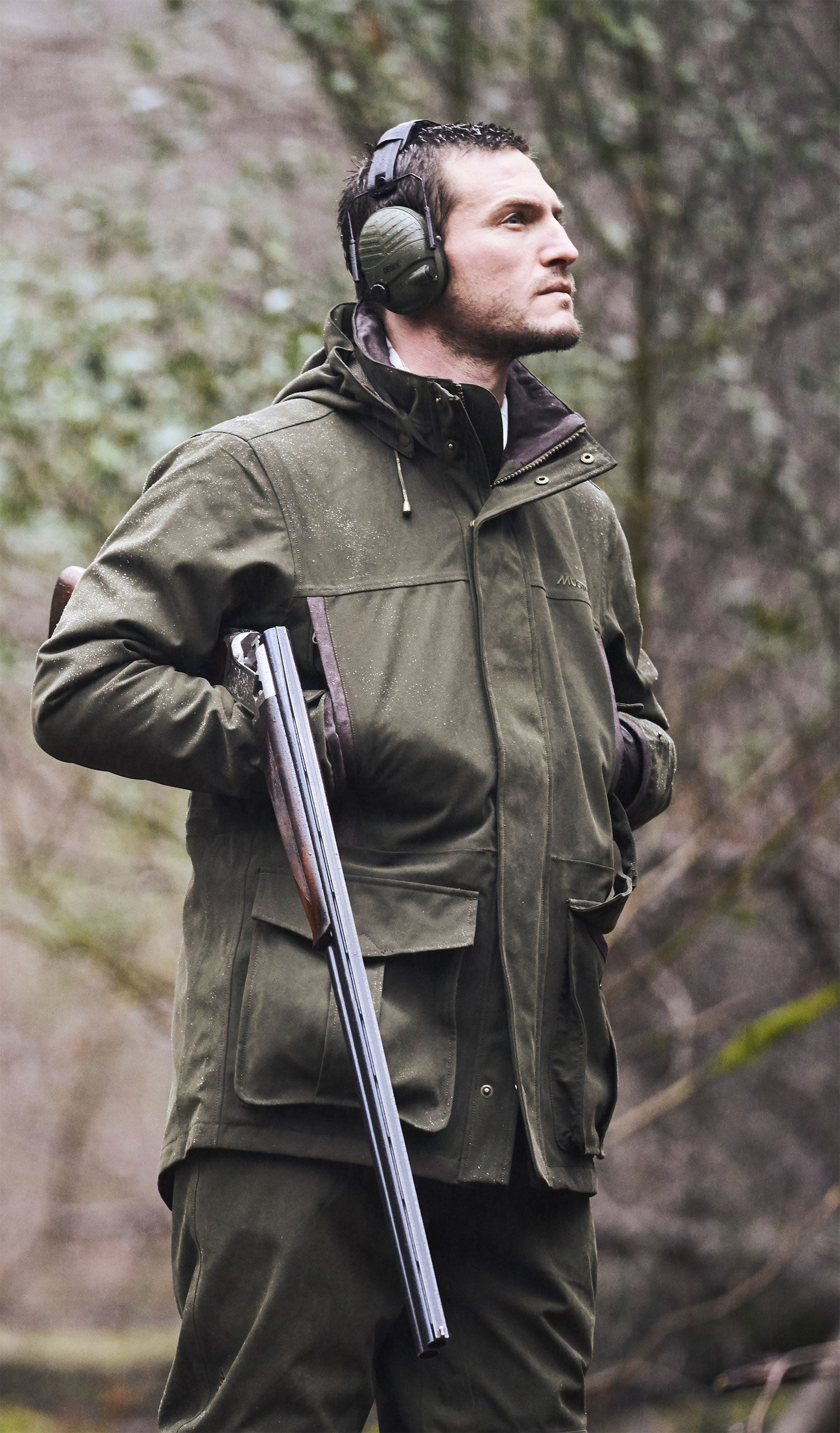 Musto Keepers Westmoor BR1 Jacket on a shooting trip
