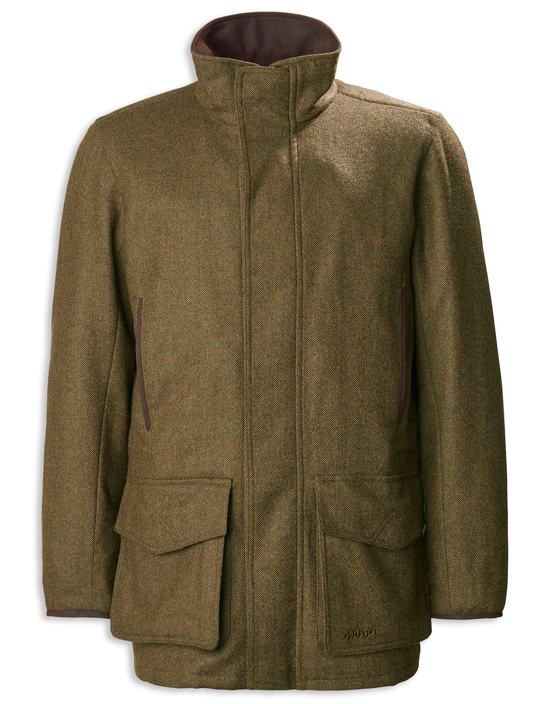 Musto Stretch Technical Gore-Tex Tweed Jacket