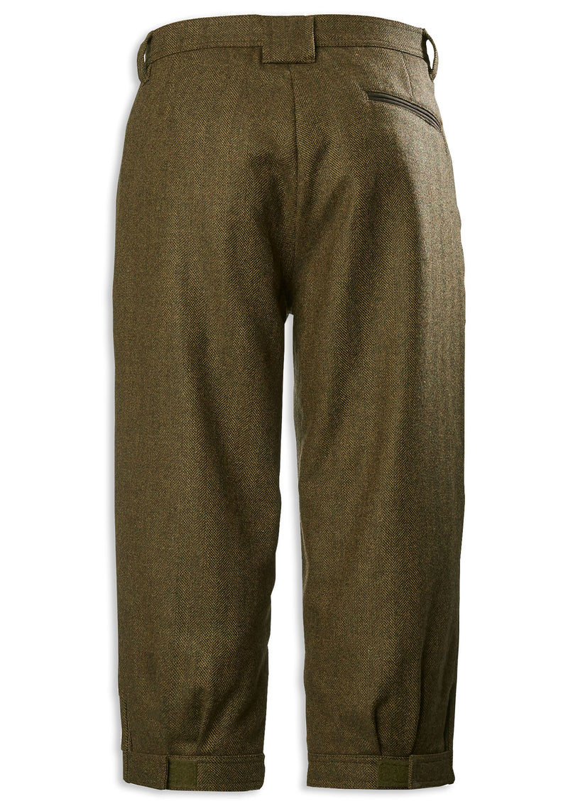 Back View Musto Stretch Technical Gore-Tex Tweed Breeks