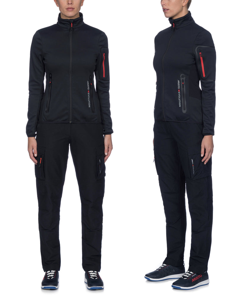 Musto Ladies Windproof soft shell