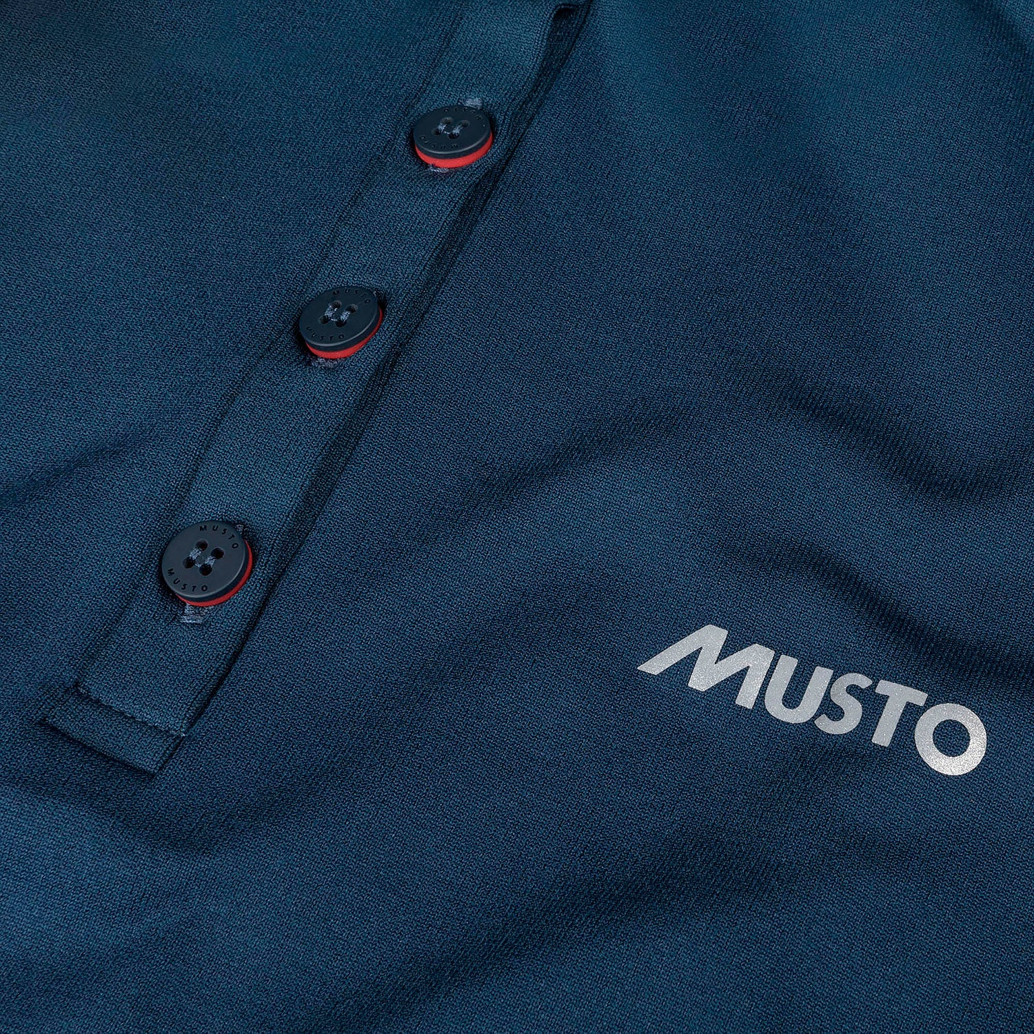 Navy Musto Ladies Performance Polo Shirt