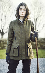 Musto Ladies Lightweight Gore-Tex Tweed Jacket Seafield Glen 493