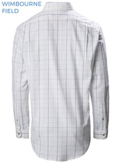 Wimbourne Check Classic Button Down Country Shirt by Musto