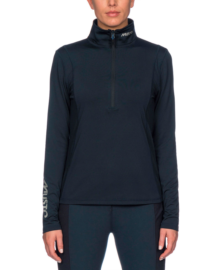 half Zip Riding top