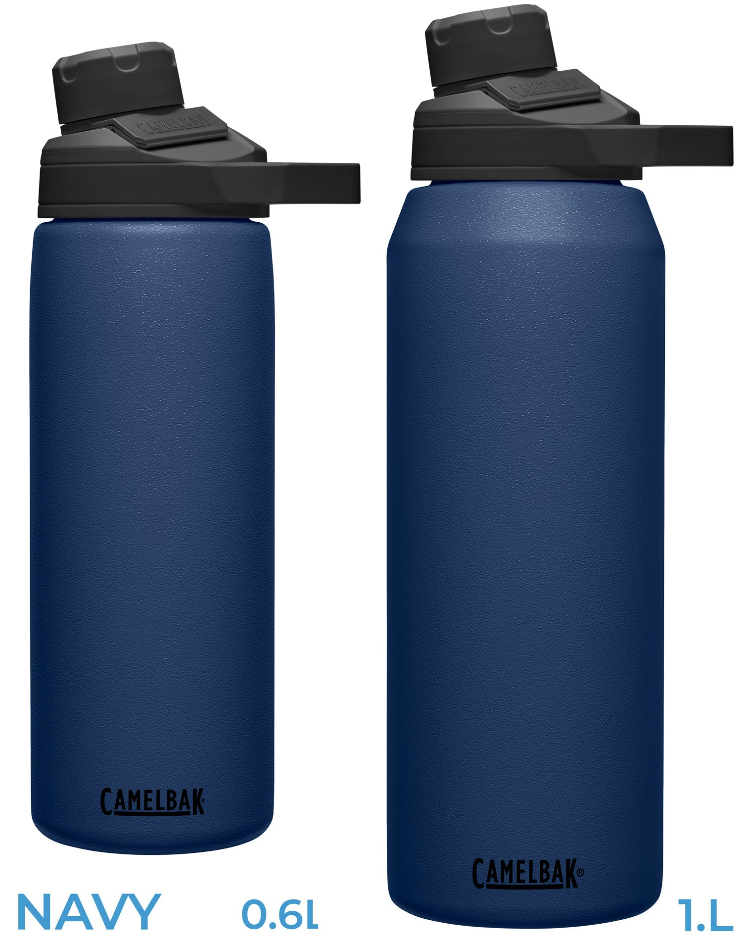 Navy CamelBak Chute Vacuum Insulated Bottle