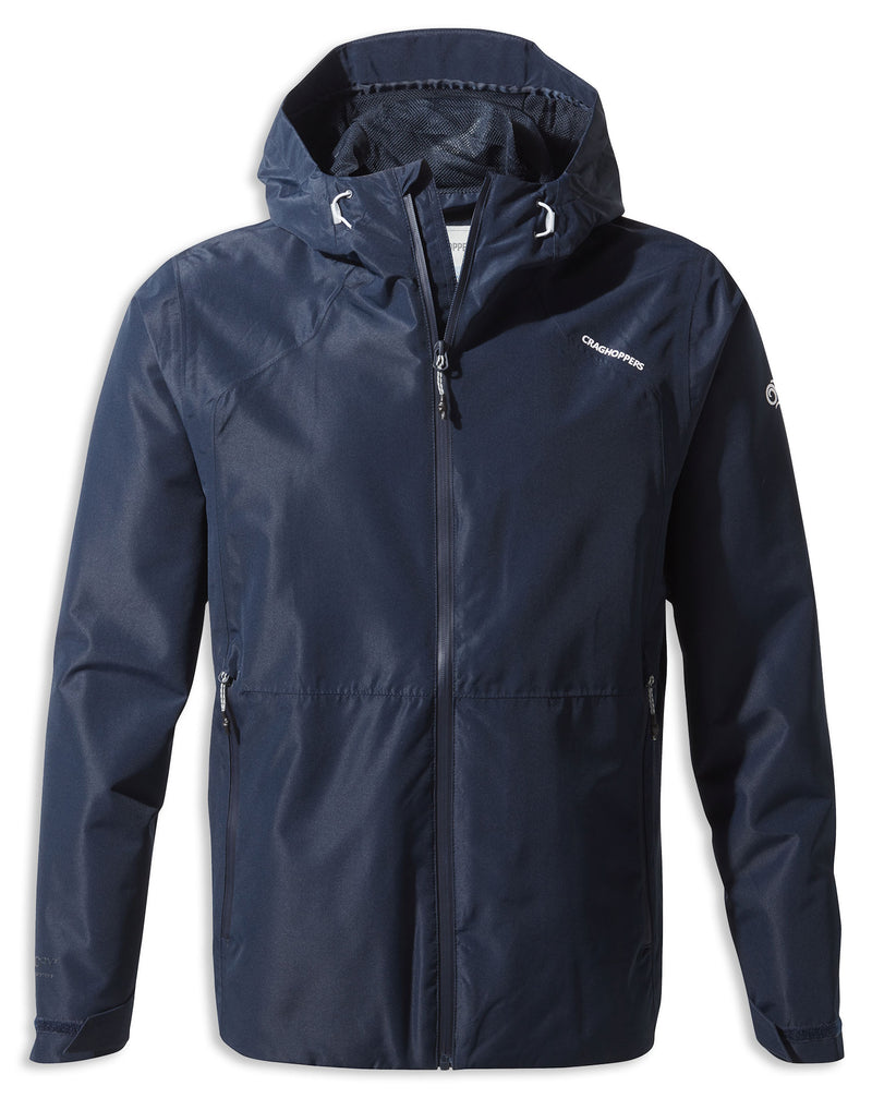 Navy Craghoppers Balla Waterproof Jacket