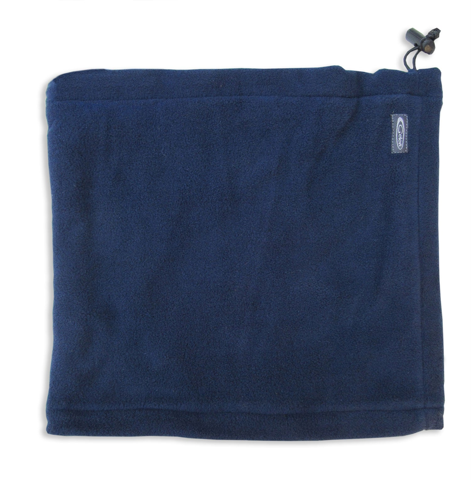 Navy Gelert Fleece Neck Warmer