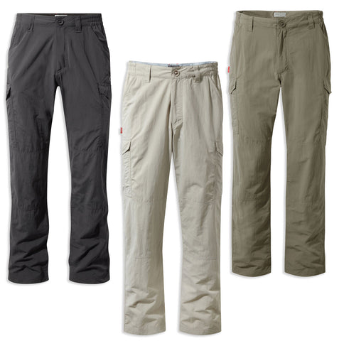 Craghoppers NosiLife Cargo II Trousers in three colours