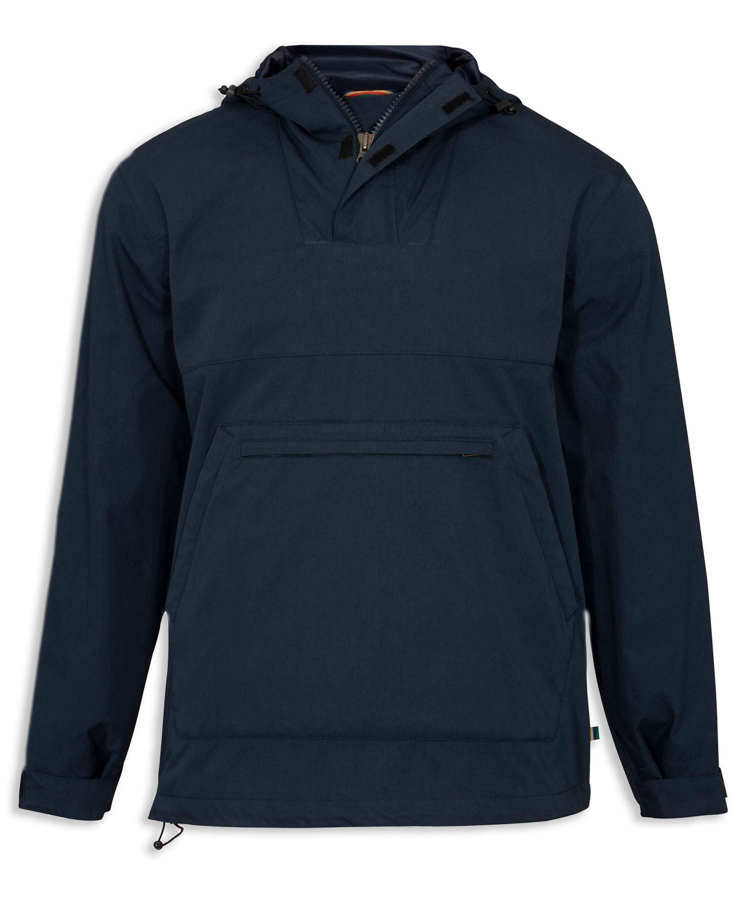 Navy Alan Paine Chatbourne Waterproof Smock