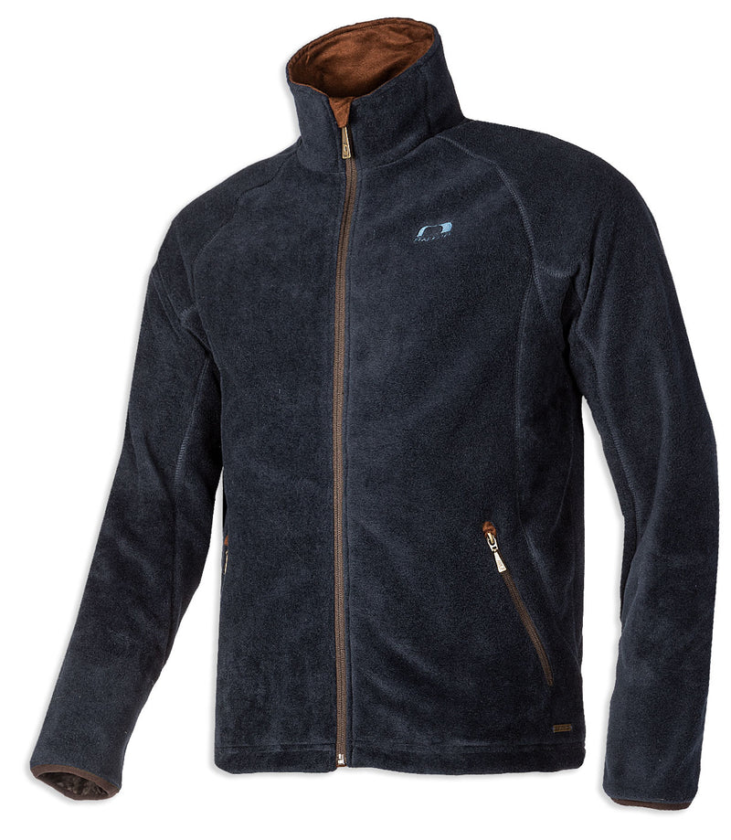 Navy Baleno Watson Waterproof Fleece Jacket