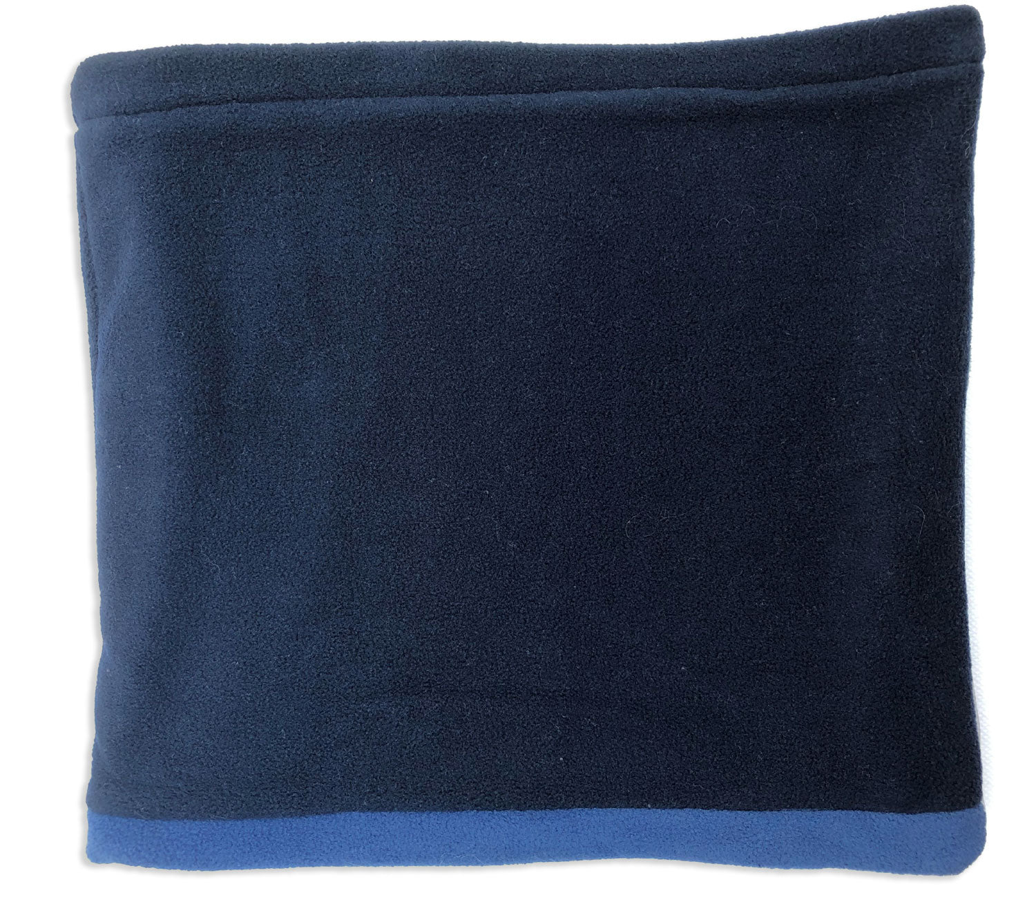 Navy Gelert Micro Thermal Fleece Neck Warmer