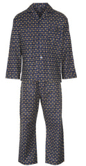 blue pair of pyjamas by champion blue sea pyjamas all pure cotton