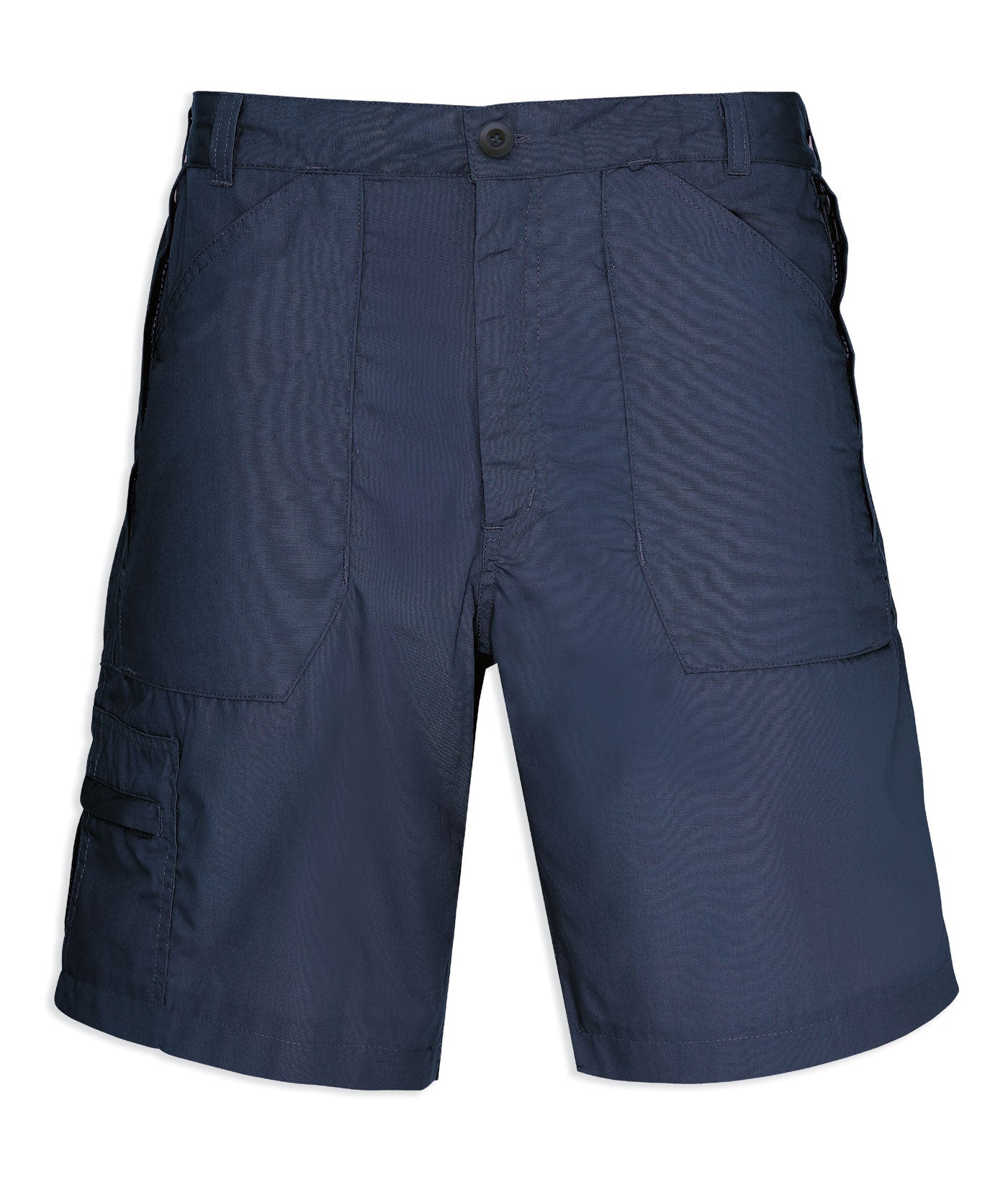 navy hiking shorts