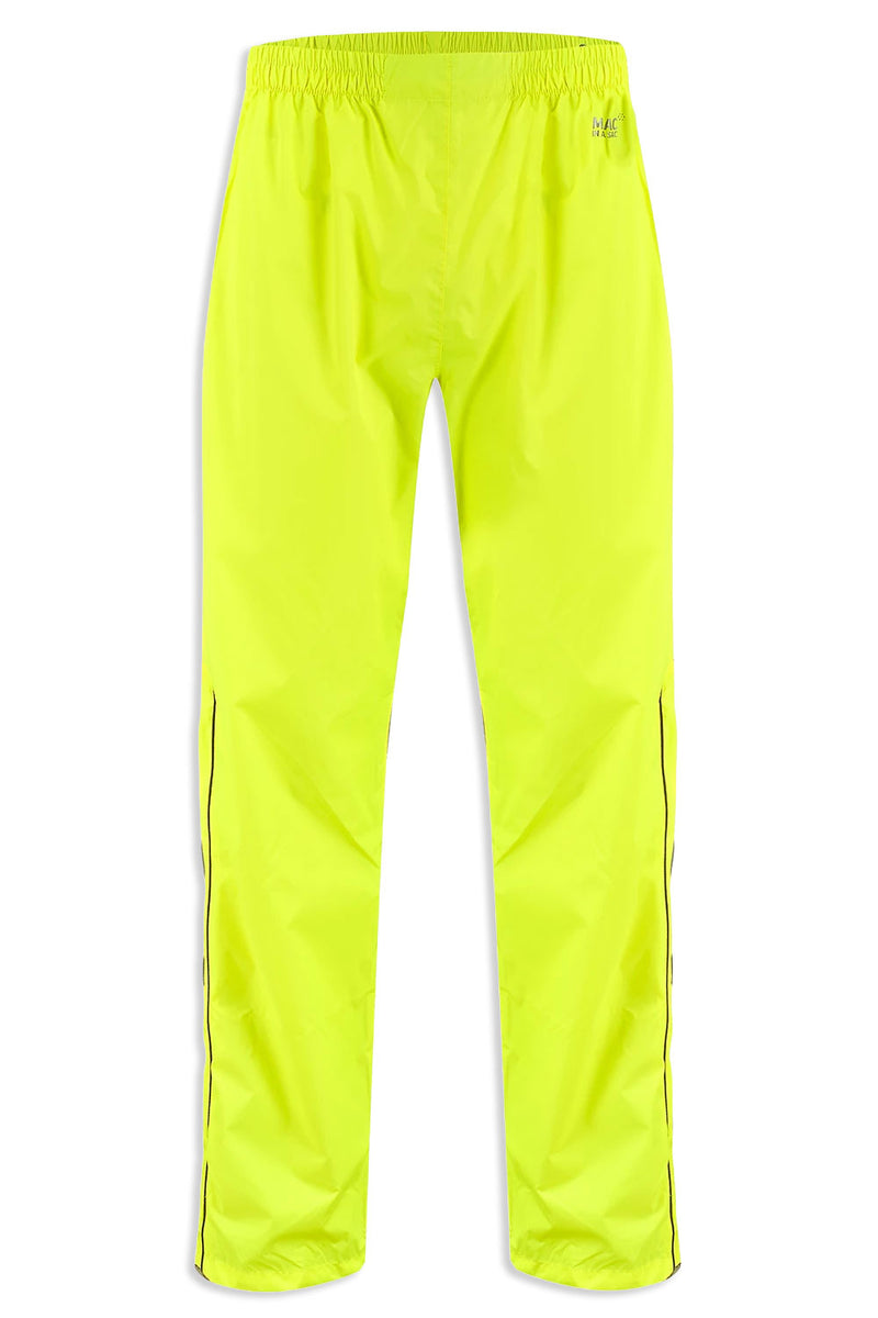 Mac In A Sac Full Zip Overtrousers Neon Yellow