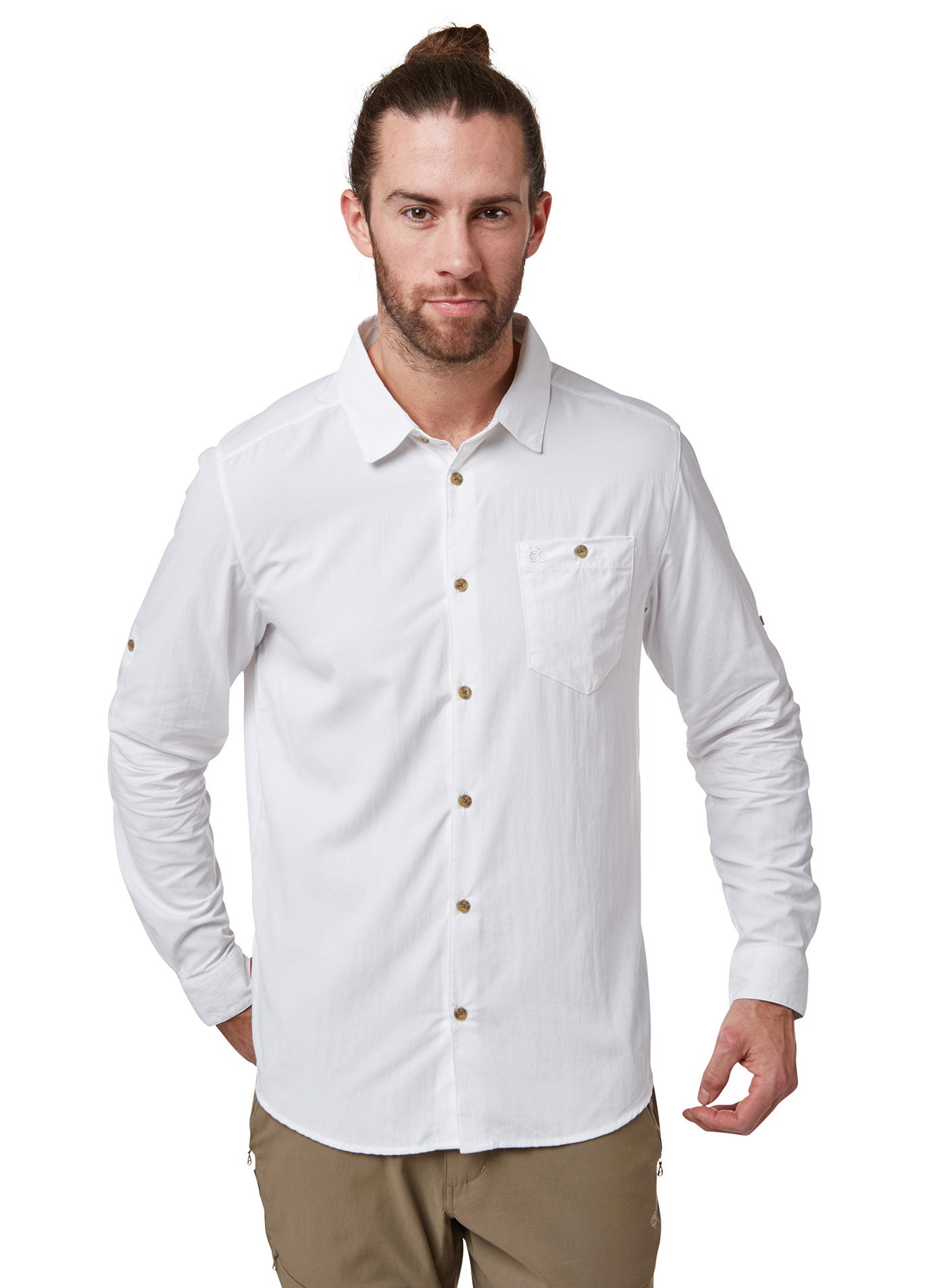 Craghoppers NosiLife Nuoro Long Sleeve Shirt