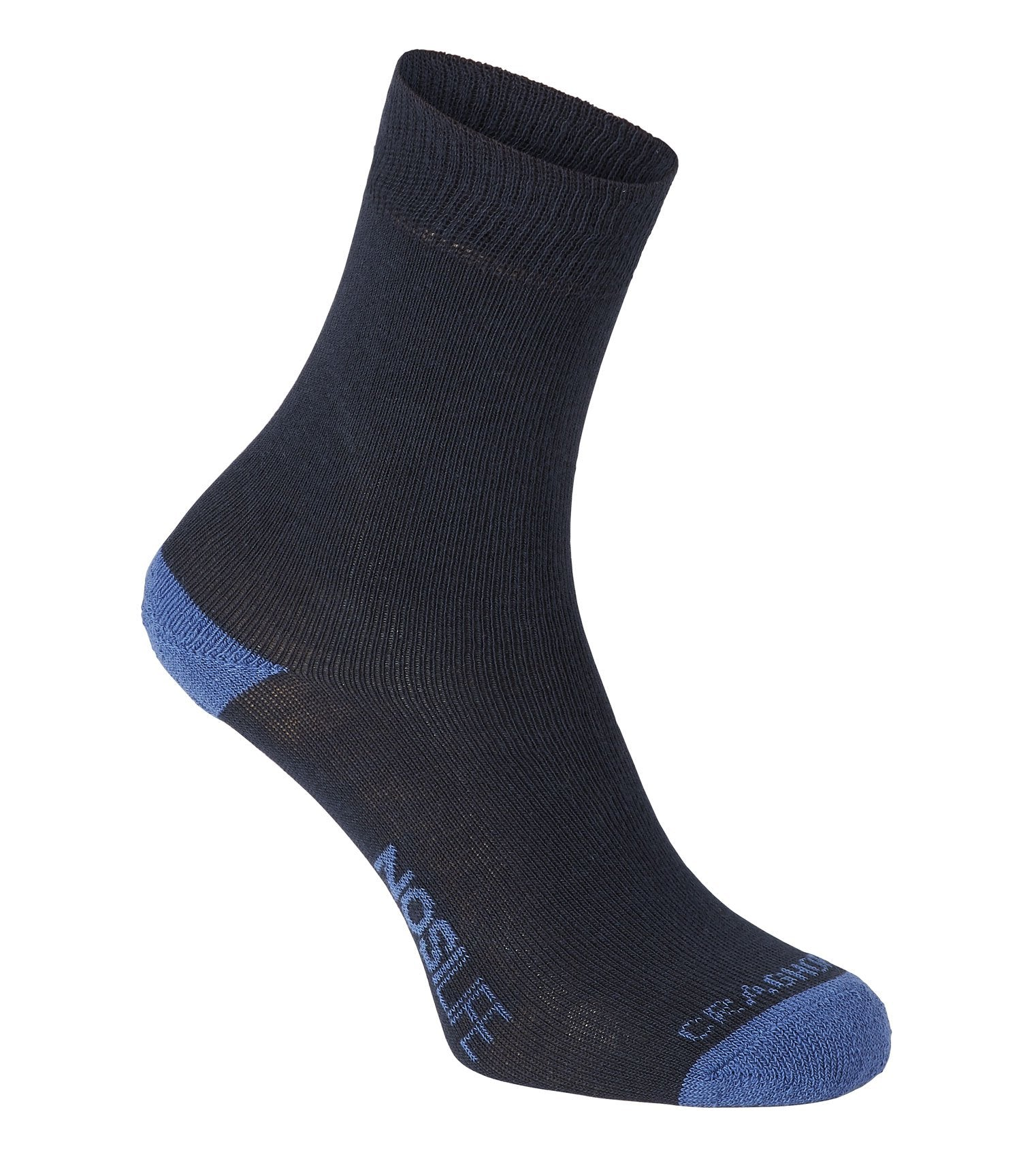 Navy Craghoppers NosiLife Travel Socks