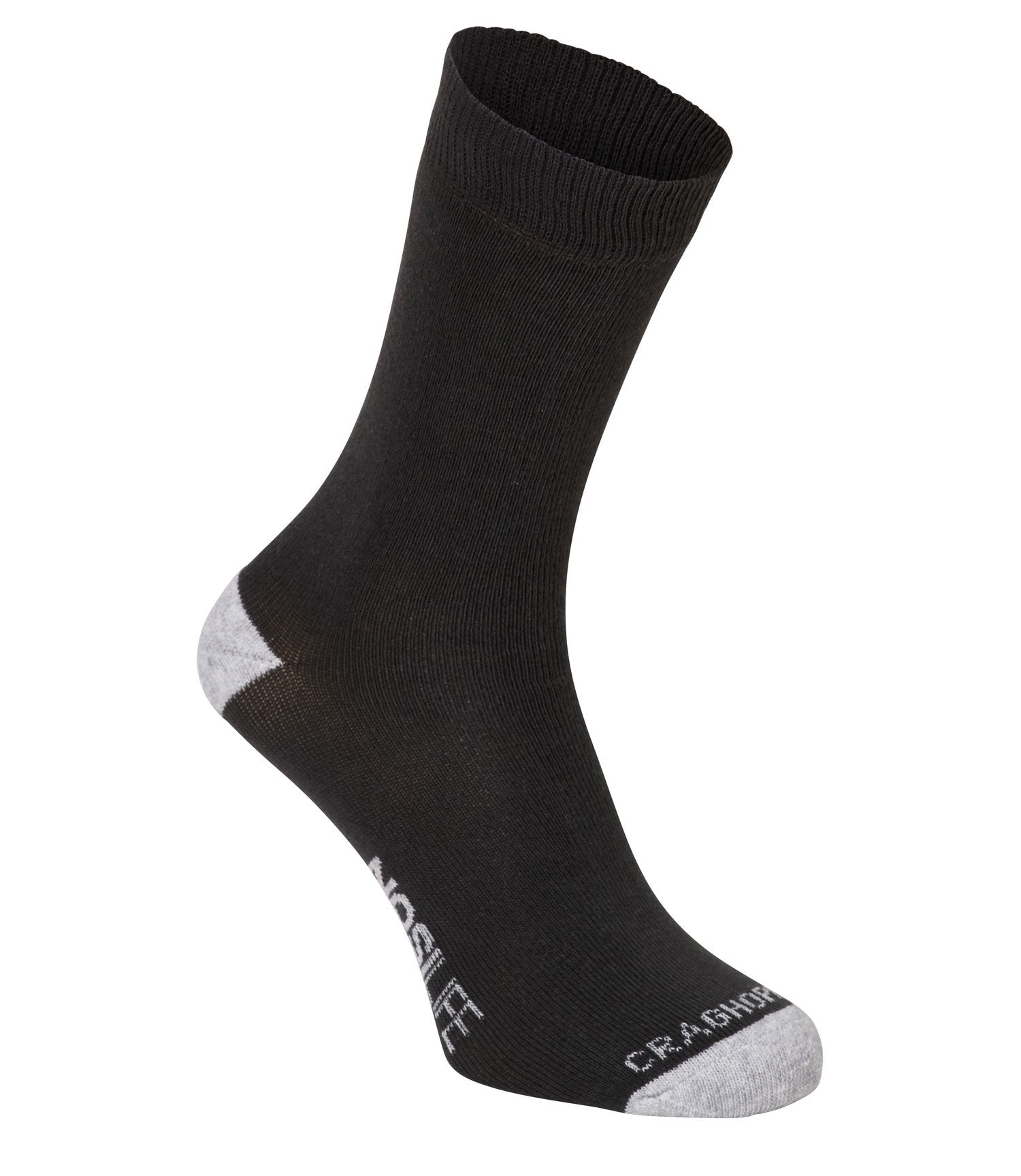 Charcoal Craghoppers NosiLife Travel Socks