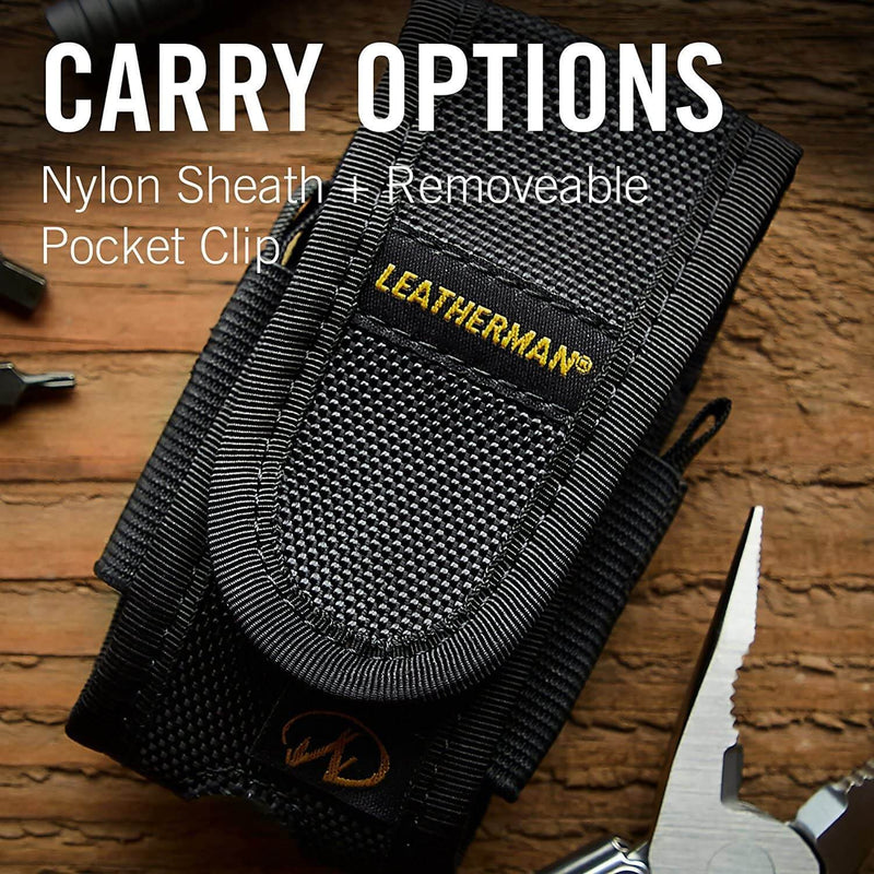 Carry options nylon sheath