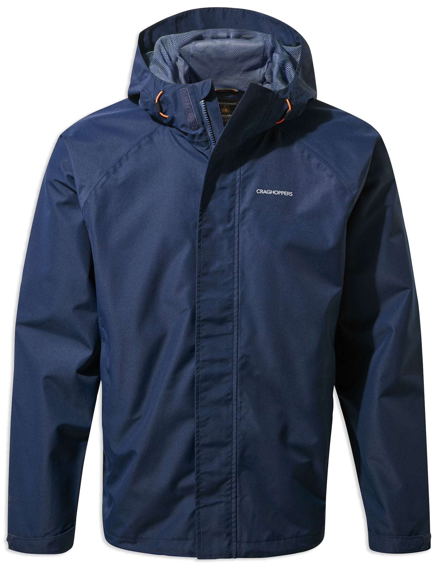 Blue NAvy Orion Waterproof Jacket by Craghoppers