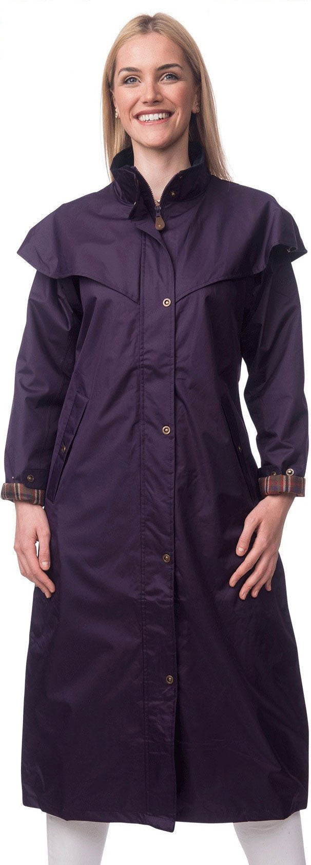 Target Dry Outback 2 Full Length Long Waterproof Coat.
