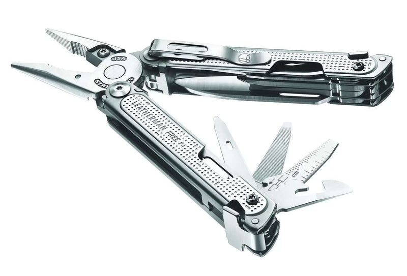 Classic Single handed stainless steel multi tool