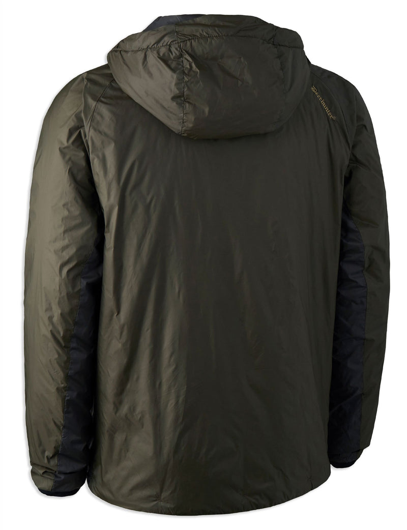 Rear View Deerhunter Packable Jacket