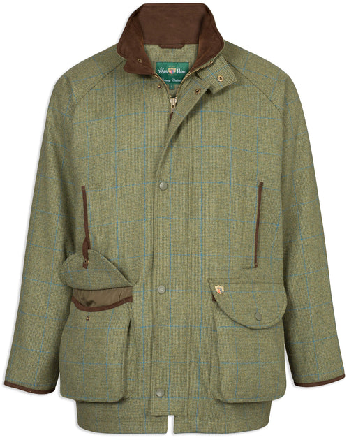 Alan Paine Combrook Men's Coat | Lagoon