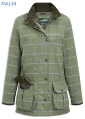 Palm Alan Paine Rutland Ladies Waterproof Jacket