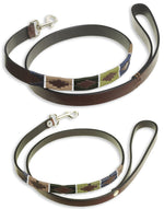 Pampeano Caza Leather Dog Lead