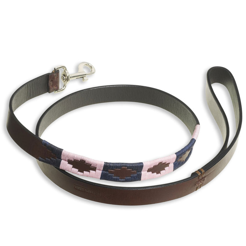 Classic Pampeano Hermoso Leather Dog Lead