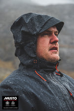 Hood with Peak Land Rover Gore-Tex Jacket by Musto