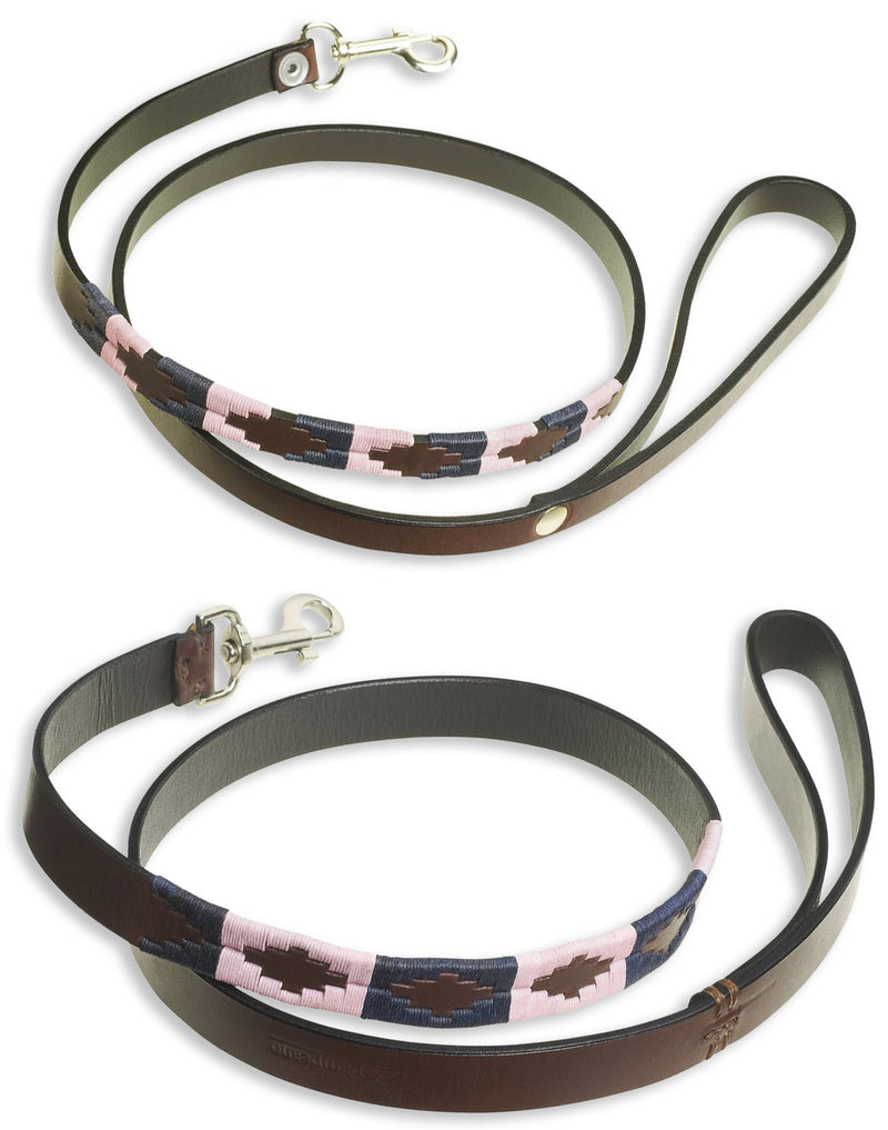 Pampeano Hermoso Leather Dog Lead | Two Sizes