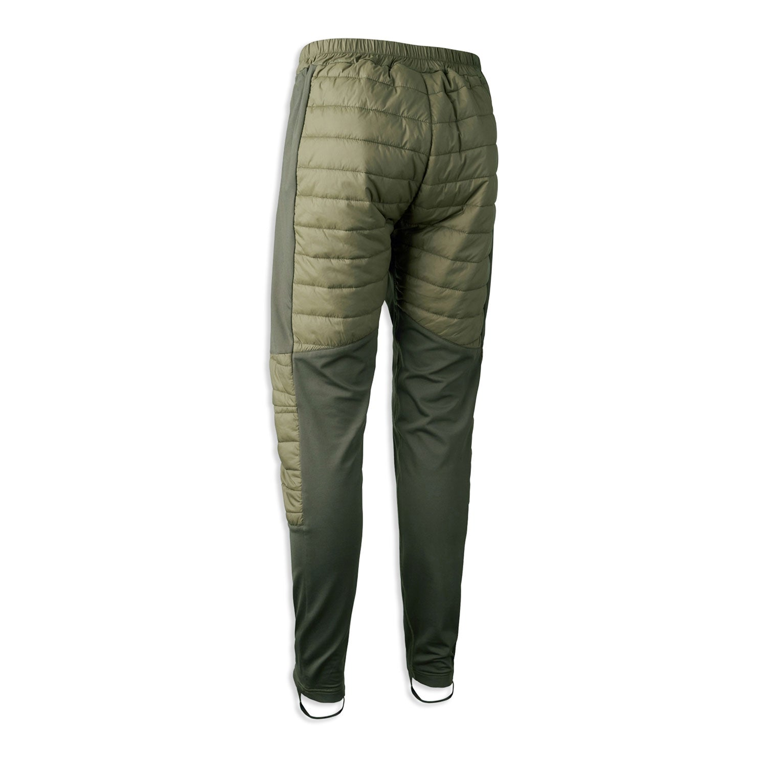 back view Deerhunter Oslo Quilted Under Trousers