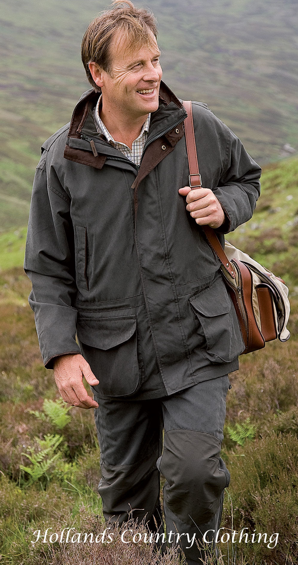 ranger jacket by hoggs of fife
