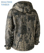 Back view Deerhunter PRO Gamekeeper Jacket | Short