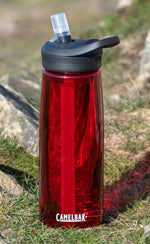Cardinal Red Eddy+ CamelBak Drinking Bottle