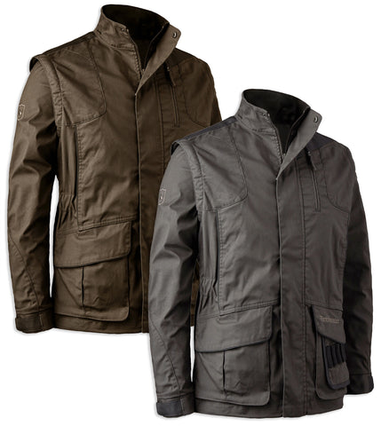 Deerhunter Reims Lightweight Jacket | After Dark Green, Dark Elm