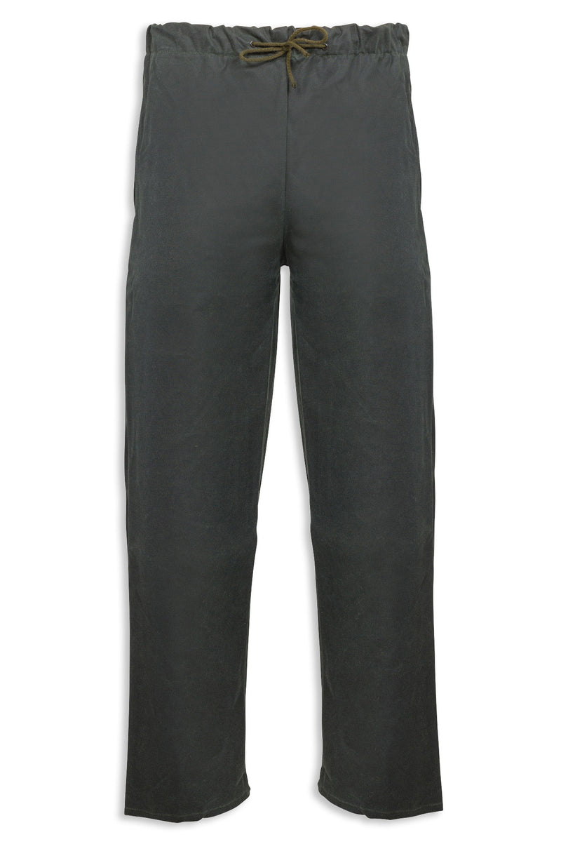 Alan Paine Richmond Waxed Cotton Overtrouser