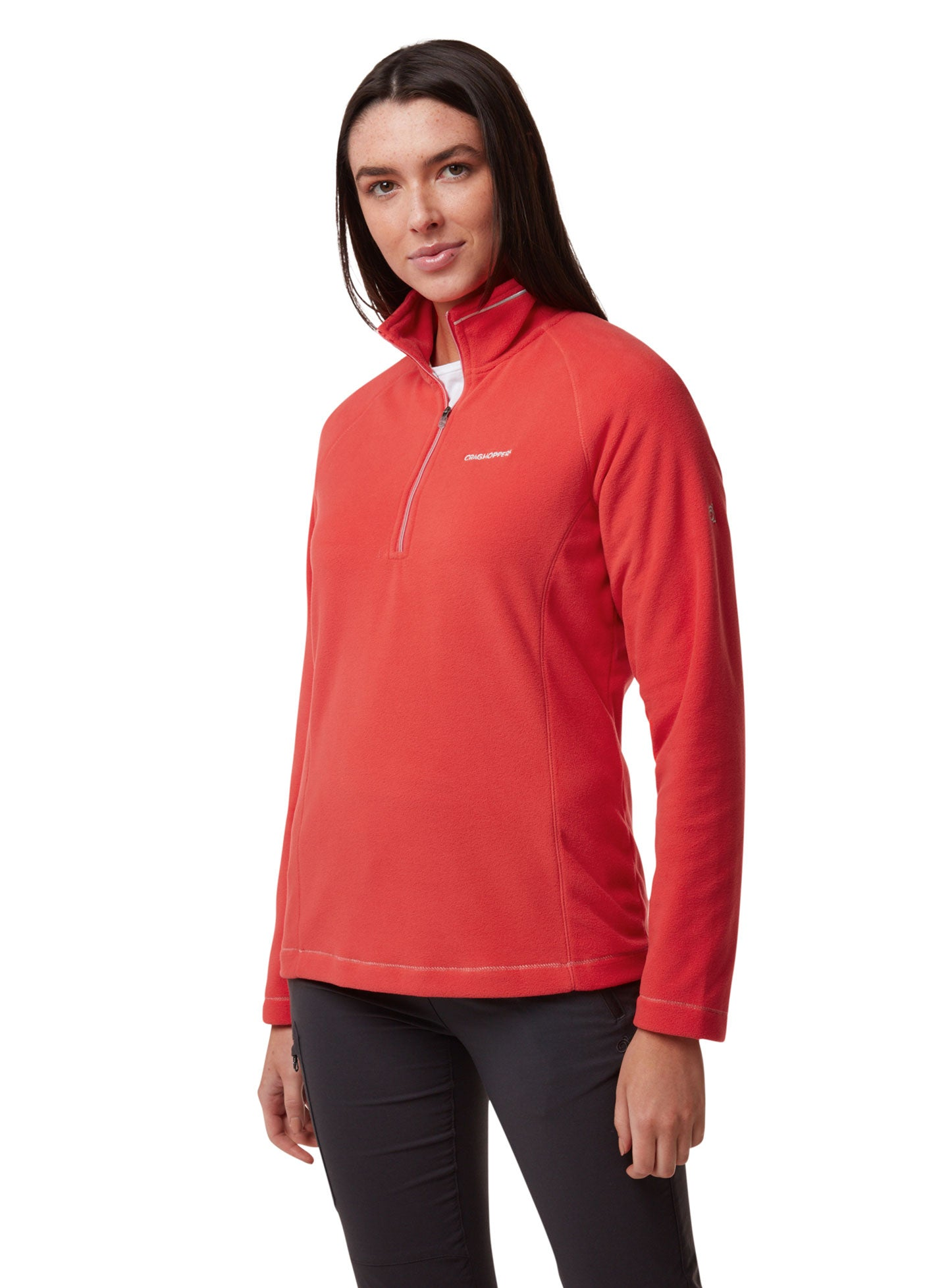 Rio Red Miska Women's Microfleece Top by Craghoppers