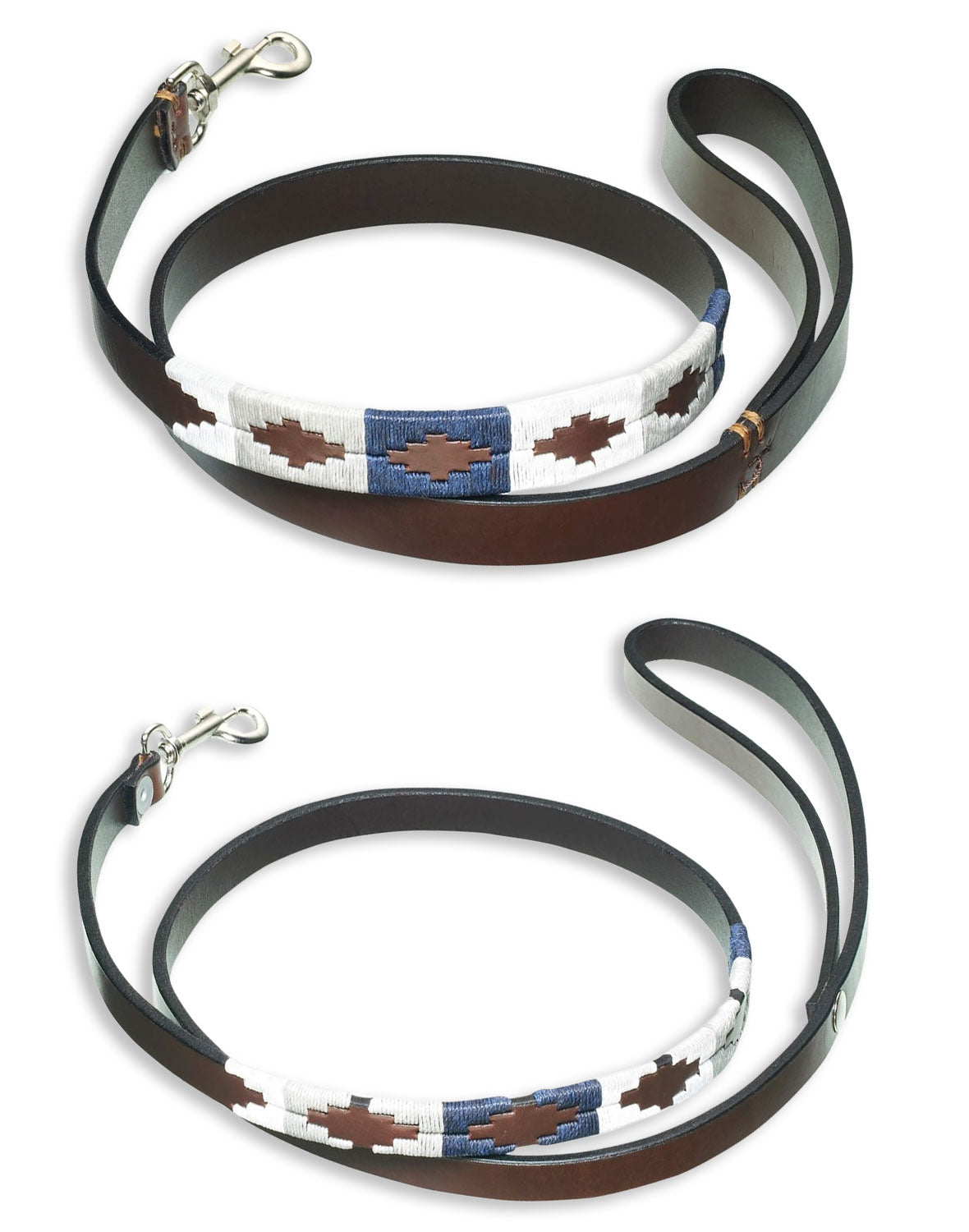 Pampeano Roca Leather Dog Lead | Two Sizes