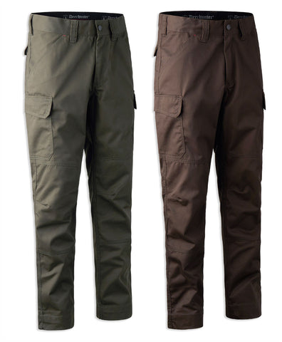 Deerhunter Rogaland Expedition Trousers Brown Leaf Adventure Green