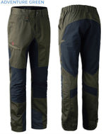Deerhunter Rogaland Stretch Trousers in Adventure Green