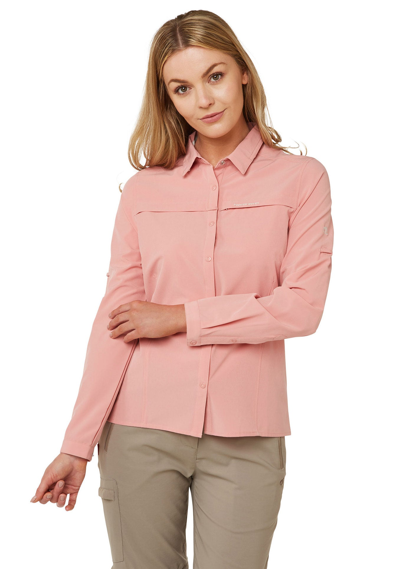 Rosette Ladies Pro II Shirt by Craghoppers