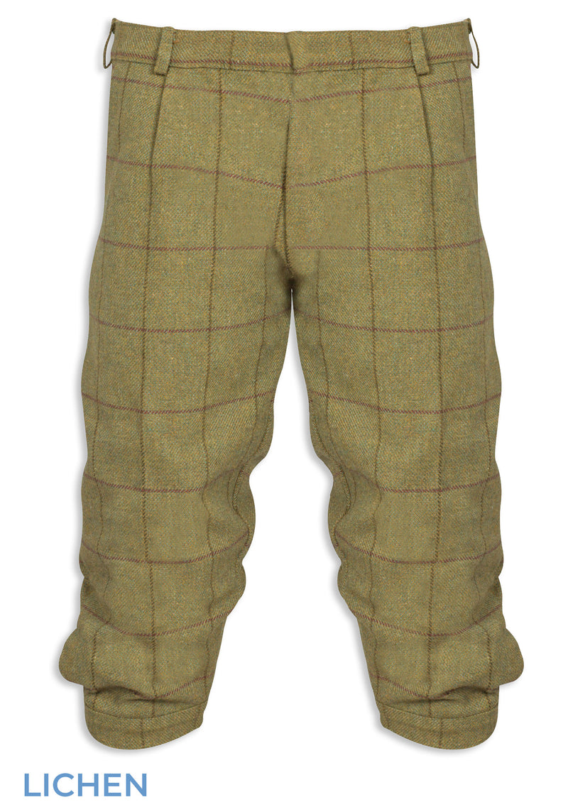 Alan Paine Rutland Tweed Breeks | Lichen