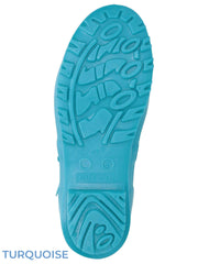 Turquoise sole